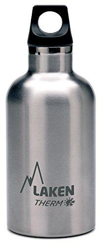 laken-trinkflasche-futura-plain-frasco-color-plateado