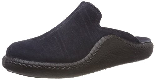 Romika Unisex-Erwachsene Mokasso 102 Pantoffeln, Blau (Jeans 506), 38 EU