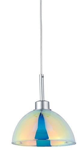 Paulmann URail Pendel Sarrasani max. 1x10W GU10 Chrom matt/Dichro 230V Metall Glas - 2