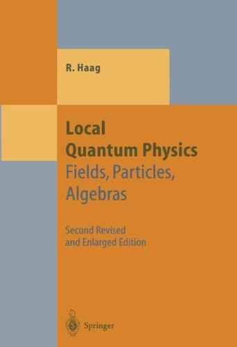 Local Quantum Physics: