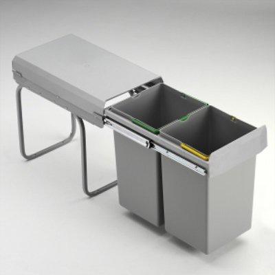 WESCO Einbau Abfallsammler Double-Boy Deluxe