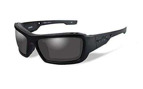 Wiley X Knife Sonnenbrille Schwarz