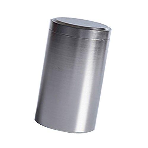 Baoblaze KAFFEEDOSE - KAFFEEBEHÄLTER aus Aluminiumlegierung mit Deckel und Aromaverschluss -...