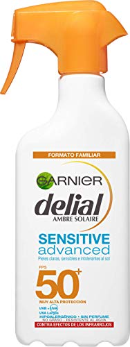 Garnier Delial Spray Sensitive Advanced Adultos crema