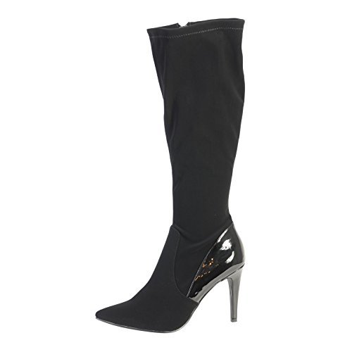 Botte The Divine Factory LH748B-139 Noir