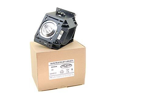 Alda PQ-Premium, Beamerlampe / Ersatzlampe für Samsung SP50L7HX TV Projektoren, Lampe mit Gehäuse