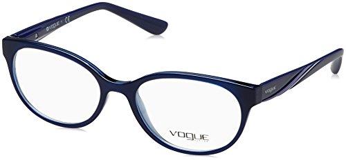 60a72c5781 Vogue 0Vo5103, Monturas de Gafas para Mujer, Multicolor (Top Blue/Blue  Transparent