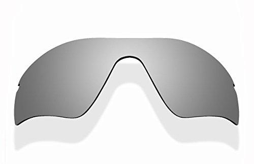 Sunnyblue2Titan Polarisierte Ersatz Gläser für Oakley Radar Path Sonnenbrille