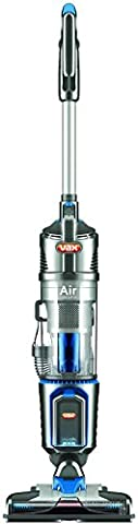 Vax U86-AL-B Air Cordless Duo Vacuum Cleaner, 1 L - Silver/Blue