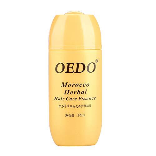 H.Yue Natural Growth Hair Oil, Hair Growth Essence Anti-Hair Loss Liquid 30ml Dense Hair Fast Hair Growth Serum Ginseng Moroccan Herbal Scalp Health -