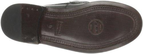 Clarks 20348634, Chaussures basses homme Noir (Black Leather)