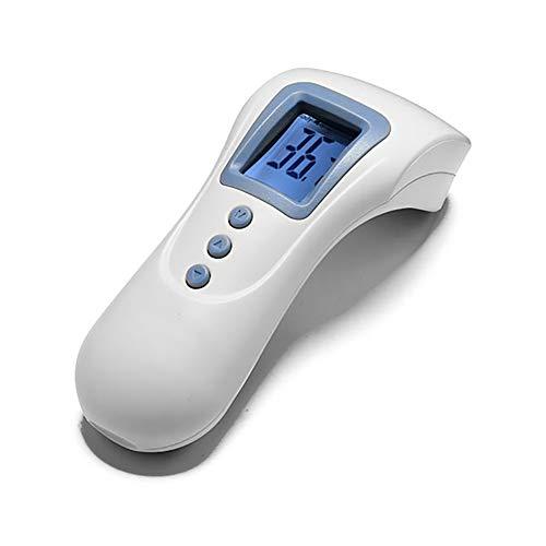 XKRSBS Termómetro USB Recargable Termómetro infrarrojo Digital Objeto Parte Frontal...