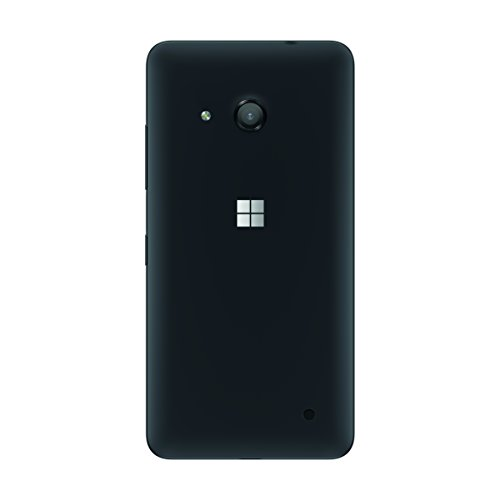 Microsoft Lumia 550 4 7  SIM   nica 4G 1GB 8GB 2100mAh Negro - Smartphone  11 9 cm  4 7    8 GB  5 MP  Windows Mobile  10  Negro