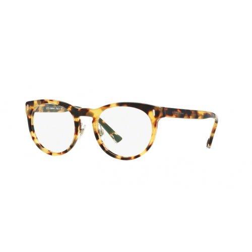Dolce & Gabbana Brillen Unisex 3240 512, Cube Tortoise Kunststoffgestell, 49mm
