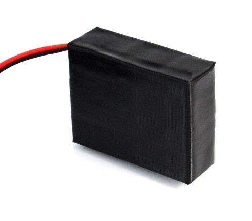 Incutex Hochleistungsakku, Ladegerät, Akku Pack, externes Batteriefach, Powerbank, Power Pack, Externer Akku für GPS Tracker Modelle TK102 V3/V6, TK104 und TK5000 (bis Okt. 2014) 2 Wochen Standby, 7.200mAh ACHTUNG GOLDKONTAKT!!! (passt nicht für Stecker)