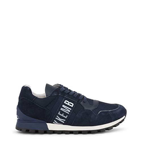 Bikkembergs Sneaker Fend-ER_2376 Hombre Color: Azul Talla: 42