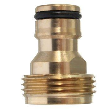 Générique 3/10,2 cm Garden Pulvérisateur Tap Filetage mâle connecteur Rapide d'irrigation Outil