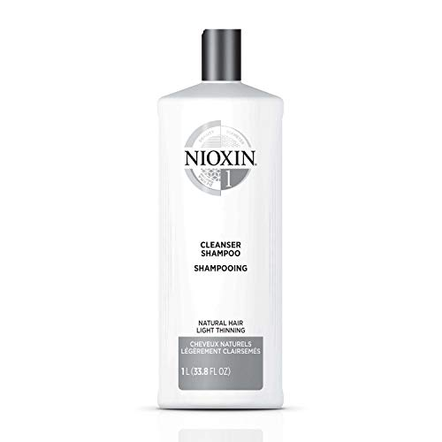 Nioxin System 1 Cleanser - 1000 ml