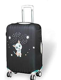 Funda Protectora para Maleta de Viaje para Maletas Medidas de 18-28 Pulgadas Funda Lavable