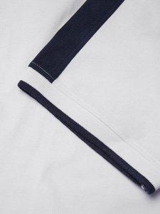 Selected SHXBLOK Polo Weiß Blau
