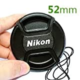 Numex 52mm Safety Lens Filter Cap For Ni...
