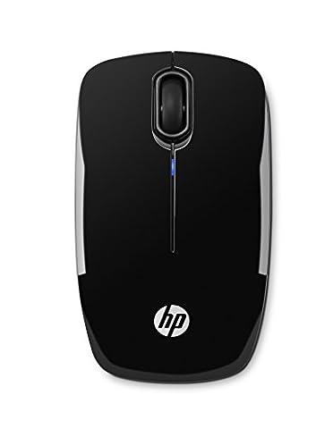 HP Z3200 (J0E44AA) kabellose Maus (LED-Technologie, 1600 optische Sensoren, USB-Nanoempfänger)