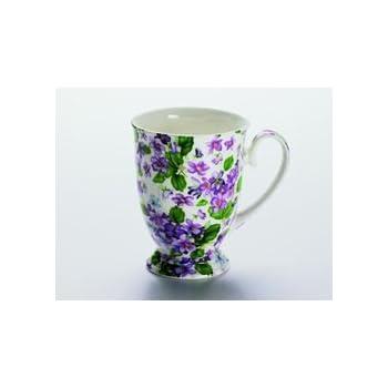 Blumenstrauß 300 ml Maxwell /& Williams Porzellan Becher Oval,Kaffee,Tee Tasse