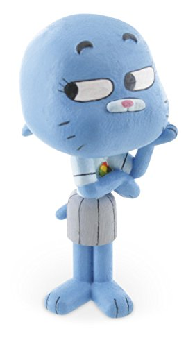 t von Gumball Mini Abbildung Nicole 6 cm The Amazing World of Gumball Mini Figure Nicole 6 cm ()