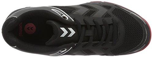 Hummel Omnicourt Z4 -  Scarpe Sportive Indoor Unisex Adulto Nero (Black)