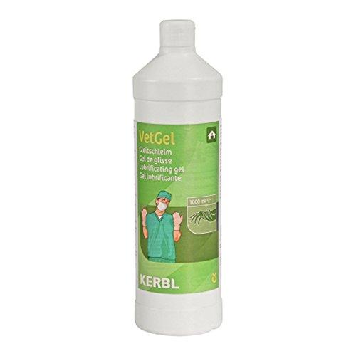 Veterinär-Gleitgel «Vet Gel» 1 Liter, Flasche