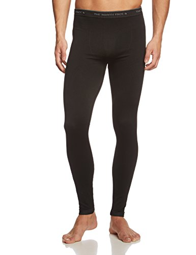 The North Face Herren Baselayer Hybrid Tights, Tnf Black, M/L, T0C207 (Pant Face North Running)