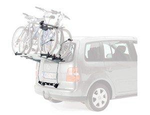 Heckträger Thule BackPac 973 für 2 Fahrräder, für Vans und Kombis, silber (1 Stück)