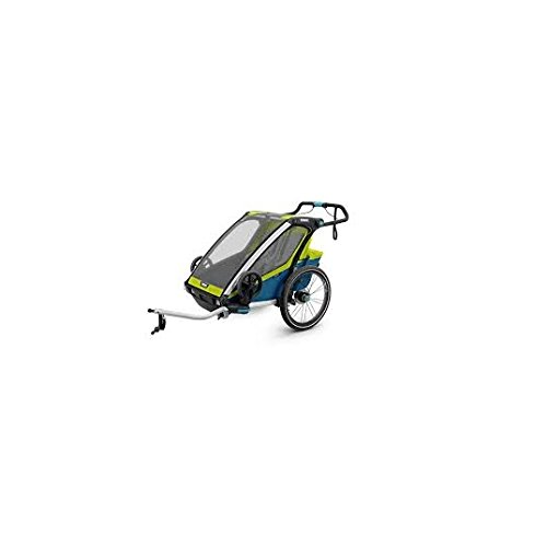 Thule Baby 2 Chariot Sport 2, Grün, One Size