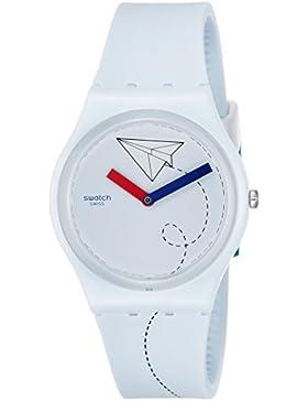 Swatch Unisex Erwachsene-Armbanduhr GS151