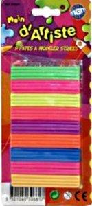 Preisvergleich Produktbild Paket-Pasta-Modelliermasse Neon (9Stäbchen)