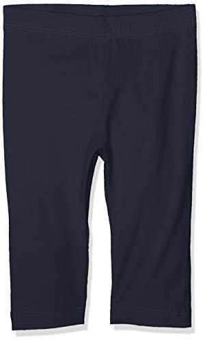 Name IT NOS Mädchen Leggings Nitvivian Capri NMT Noos, Blau (Dark Sapphire), (Herstellergröße: 92) Bio-capri-leggings