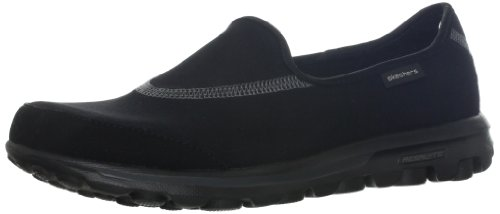Skechers Go Walk Autumn Women's Trainers - Black, 7 UK