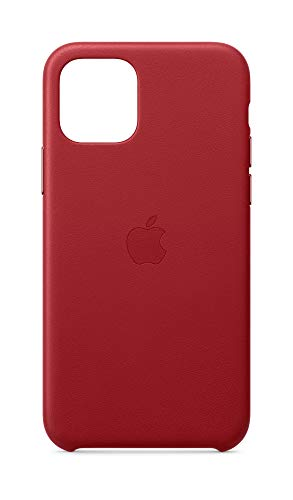 Apple Custodia in Pelle (per iPhone 11 Pro) - Rosso