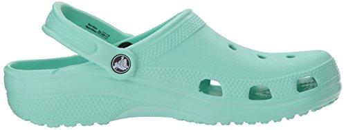 Crocs Cayman , Sabots femme Blue (New Mint)