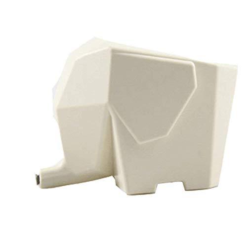 XiAnYeMa Cocina Hogar Almacenamiento Elefante Cubiertos Escurridor Titular Wei y SZLIG;