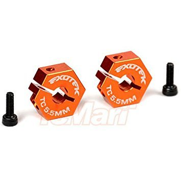 Tradico® Exotek Racing 12mm Clamping Hex HPI Sport 3 Pro5...