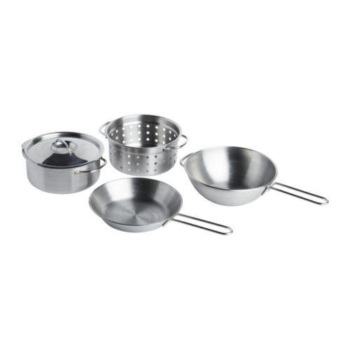 ikea-utensilios-pequenos-duktig-4-piezas-ollas-y-sartenes-acero-inoxidable-alimentario