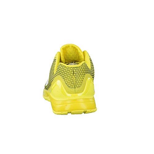 Reebok R Crossfit Nano 7.0, Chaussures de Fitness Homme Jaune (Giallo Bright Yellow/black/white/silver)