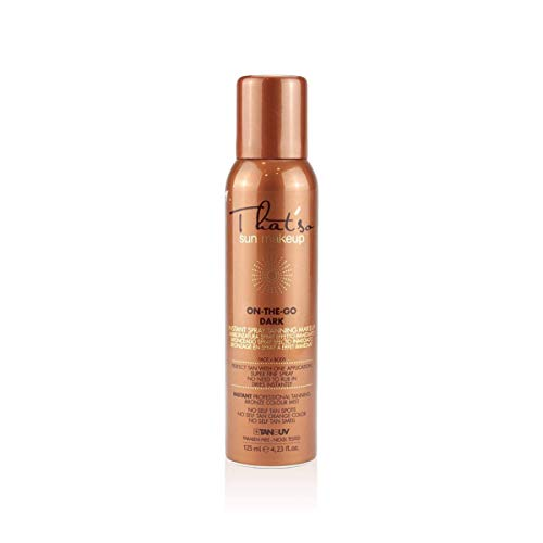 Thatso Spray autoabbronzante per viso e décolleté 125 ml Dark