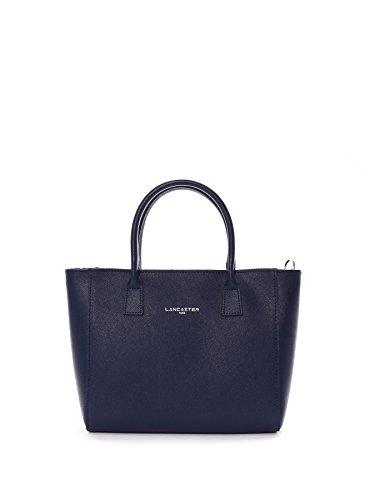 lancaster-paris-mujer-42164blue-azul-cuero-bolso-de-mano