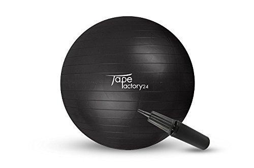Tapefactory24 Gymnastikball Gymnastikball inklusive Pumpe im Test