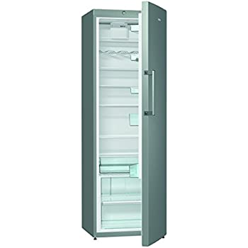 gorenje r6192fx k hlschrank a h he 185 cm k hlen 368 l edelstahl dynamic cooling. Black Bedroom Furniture Sets. Home Design Ideas