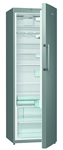 Gorenje R6192FX Kühlschrank / A++ / Höhe 185 cm / Kühlen: 368 L / Edelstahl / Dynamic Cooling-Funktion / 7 Glasabstellflächen