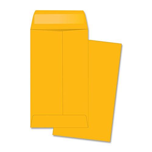 Business Source Briefumschläge Formen Münze Umschlag, 2–1/5,1cm X4–1/10,2cm (04441) (Münze Umschläge 2x2)
