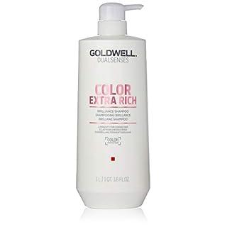 Goldwell Dualsenses Color Extra Rich Brilliance Shampoo, 1er Pack (1 x 1 l)